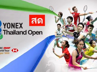 YONEX Thailand Open 2021